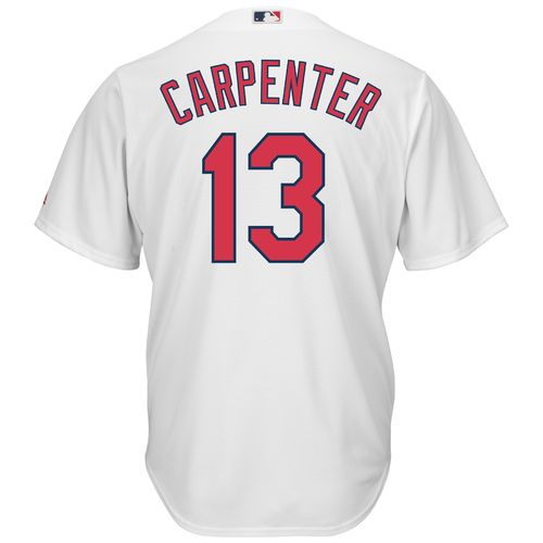 Majestic Men's St. Louis Cardinals Matt Carpenter #13 Cool Base® Jersey