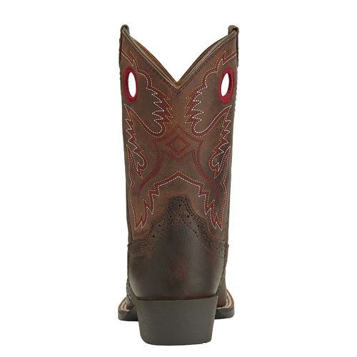 Ariat Boys' Roughstock Western Boots - view number 3