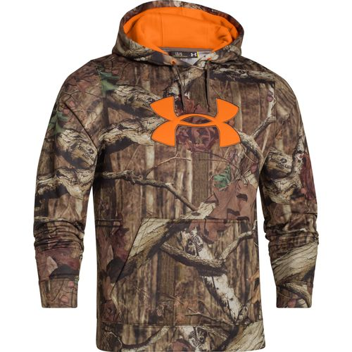 Display product reviews for Under Armour Men's Armour Fleece Camo Big Logo Hoodie