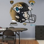 Fathead Jacksonville Jaguars Helmet and Team Decals 6-Pack