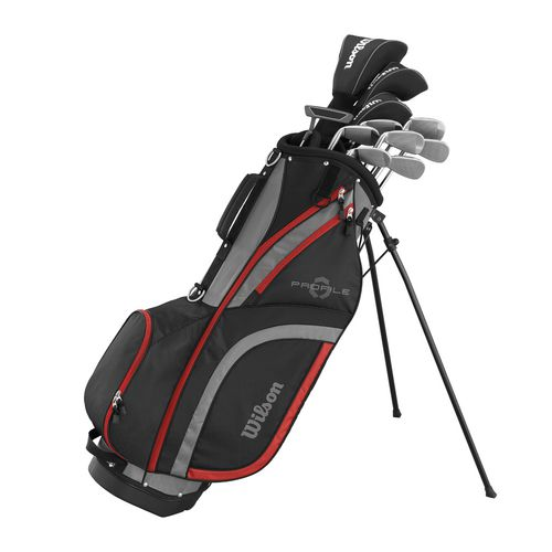Display product reviews for Wilson Men's Profile HL Package Golf Set