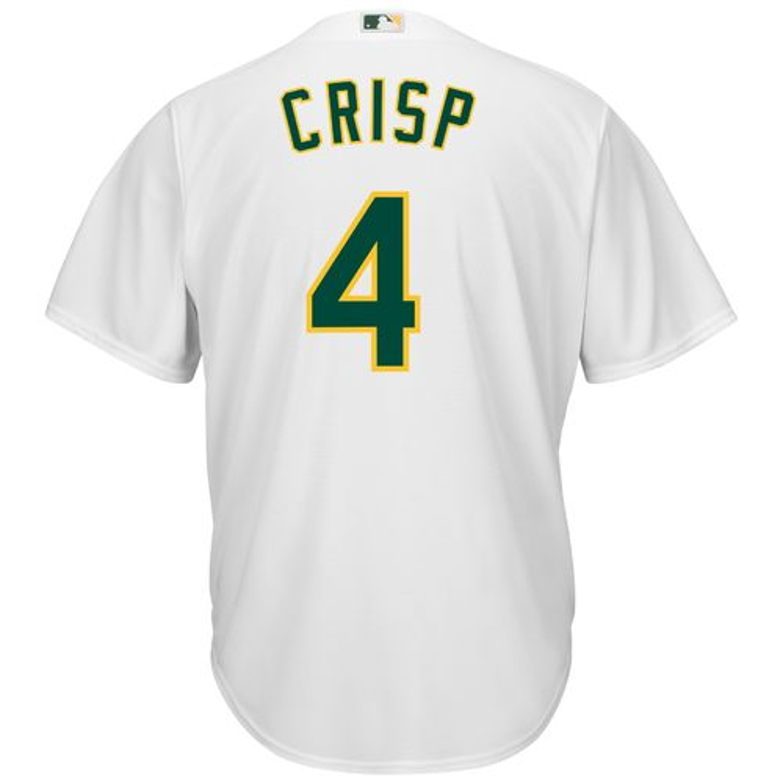 Majestic Men's Oakland Athletics Coco Crisp #4 Cool