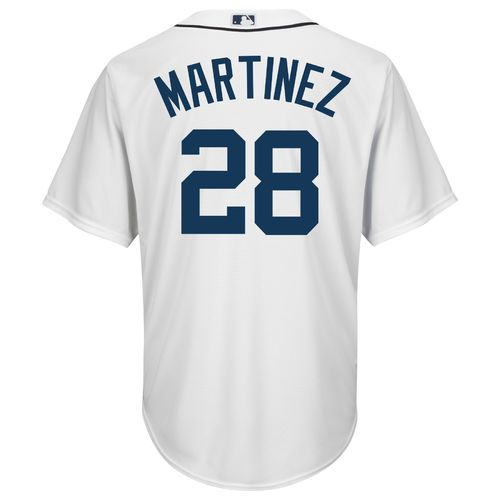 Majestic Men's Detroit Tigers J.D. Martinez #28 Cool Base® Jersey