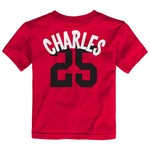 NFL Toddlers' Kansas City Chiefs Jamaal Charles #25 Whirlwind T-shirt