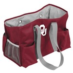 Logo Chair Women's University of Oklahoma Solid Junior Caddy