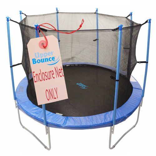 Upper Bounce® 13' Replacement Enclosure Net for 8-Pole Trampoline
