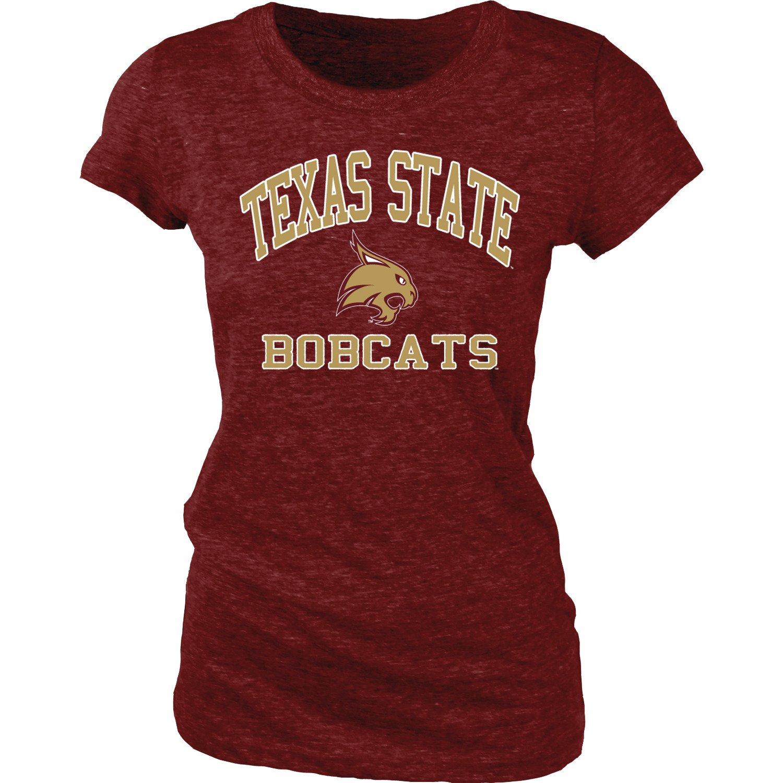 Blue 84 Juniors' Texas State University Triblend T-shirt
