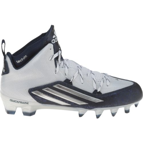 adidas™ Men's crazyquick 2.0 Mid-Top Football Cleats