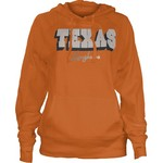 Three Squared Women's University of Texas Dirty Bird Hoodie