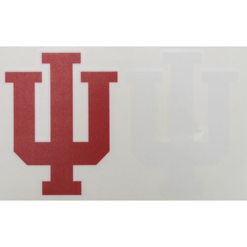 Stockdale Indiana University Decals 2-Pack