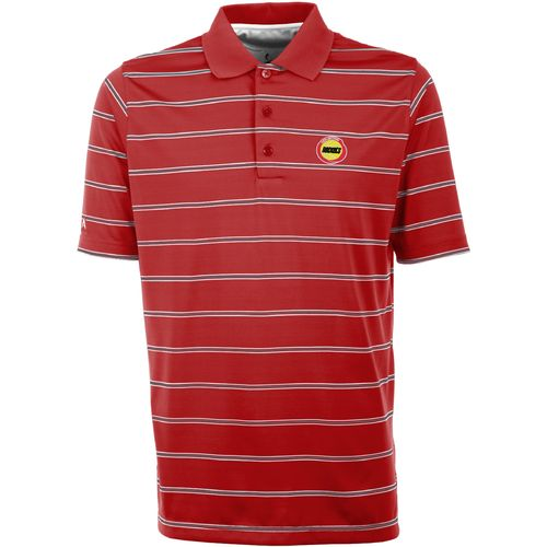 Antigua Men's Houston Rockets Deluxe Old School Logo Polo