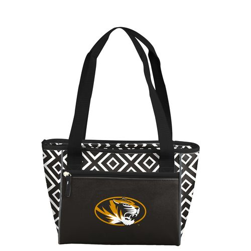 Logo™ University of Missouri Double Diamond 16-Can Cooler Tote