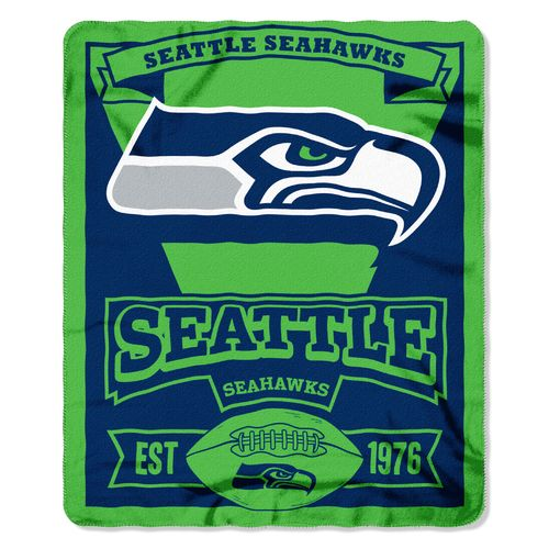 The Northwest Company Seattle Seahawks Marquee Fleece Throw