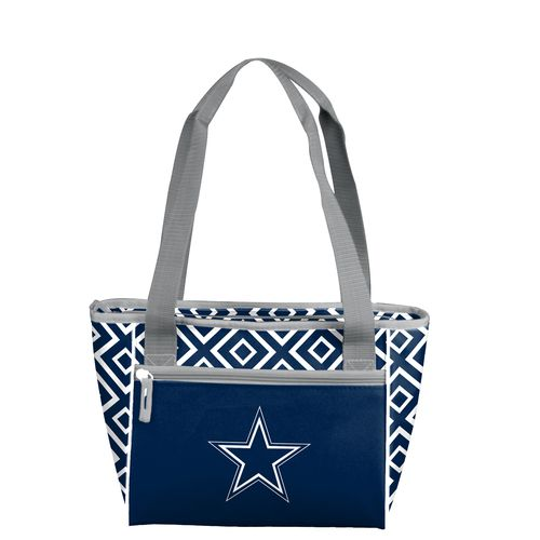 Logo Chair Dallas Cowboys Double Diamond Cooler Tote