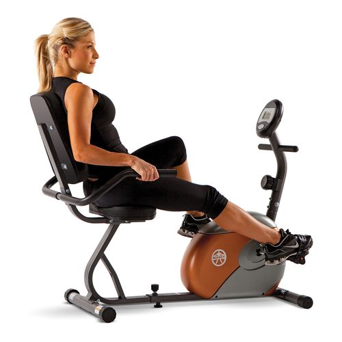 Marcy ME-709 Recumbent Magnetic Bike - view number 2