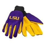 Team Beans Adults' Louisiana State University 2-Color Utility Gloves