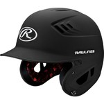 Rawlings Juniors' R16 Matte Finished Batting Helmet - view number 1