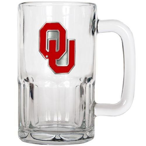 Great American Products University of Oklahoma 20 oz. Root Beer Mug