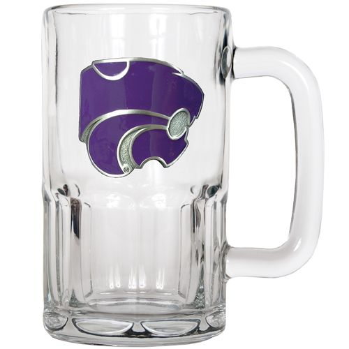 Great American Products Kansas State University 20 oz. Root Beer Mug