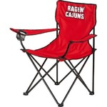 Logo Chair University of Louisiana at Lafayette Quad Chair