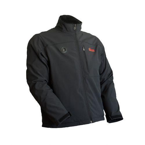 mYcorecontrol Men's Heated Softshell Jacket