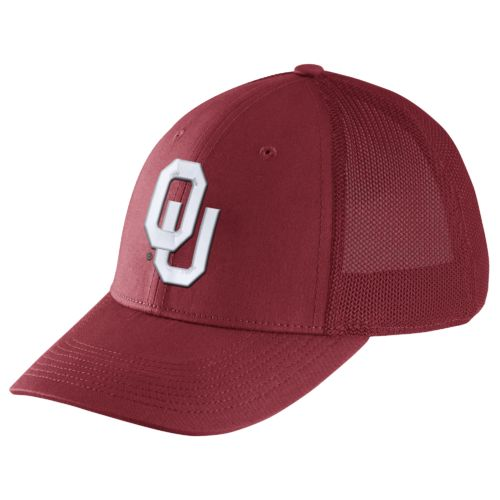 Nike Men's University of Oklahoma Dri-FIT Legacy91 Mesh