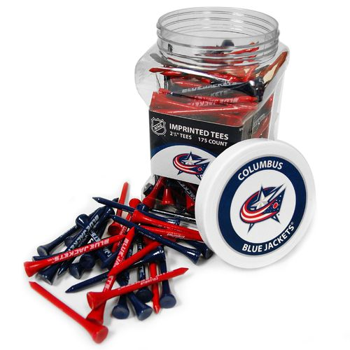 Team Golf Columbus Blue Jackets Tees 175-Pack