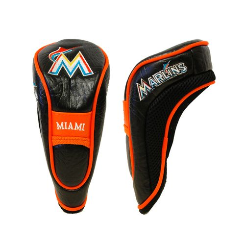 Team Golf Miami Marlins Hybrid Head Cover - view number 1