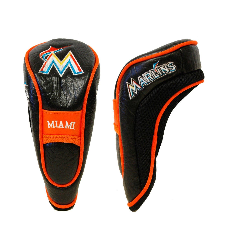 Team Golf Miami Marlins Hybrid Head Cover