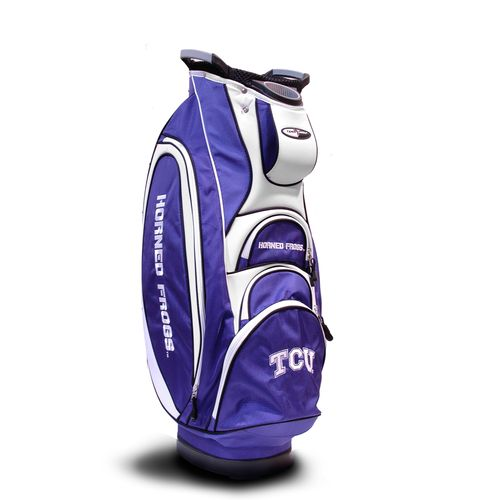 Team Golf Texas Christian University Victory Cart Golf Bag