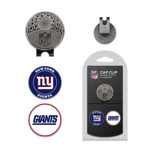 Team Golf New York Giants Marker Cap Clip
