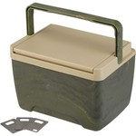Igloo Island Breeze Camo 9 Qt. Cooler