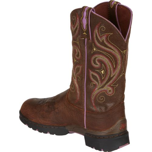 Justin Women's George Strait Western Boots - view number 3