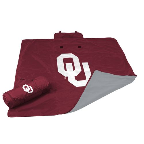 Logo™ University of Oklahoma All-Weather Blanket