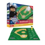 OYO Sports 2015 World Series Buildable Infield Set