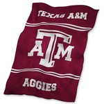 Logo™ Texas A&M University Ultrasoft Blanket - view number 1