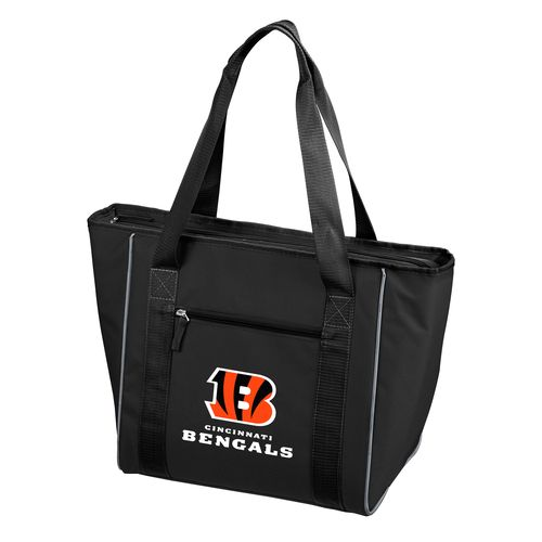 Logo™ Cincinnati Bengals 30-Can Cooler Tote Bag - view number 1