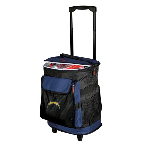 Logo™ San Diego Chargers Rolling Cooler - view number 1