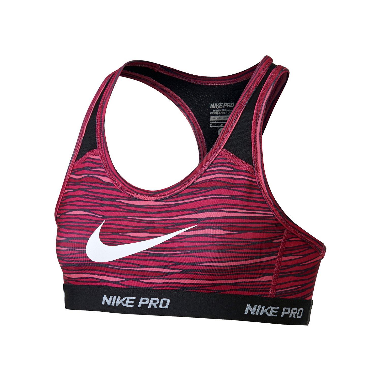 Nike Girls' Hypercool Graphic Pro Bra