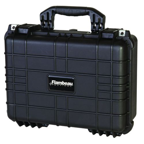 Flambeau HD Series 3-Pistol Case - view number 1