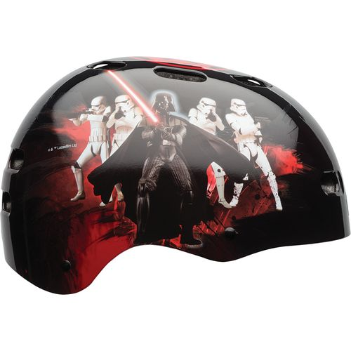 Bell Kids' Star Wars™ Darth Vader Multisport Helmet