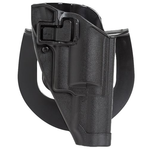 Display product reviews for Blackhawk SERPA CQC Taurus Judge Paddle Holster
