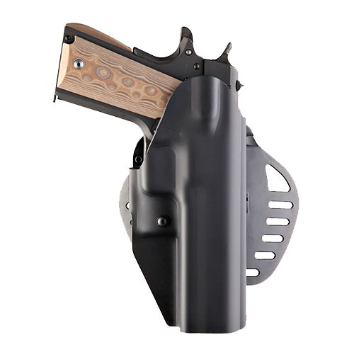 Hogue PowerSpeed Size 8 Polymer Formed Retention Holster