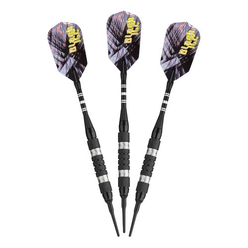 Viper Black Ice Soft-Tip Darts 3-Pack - view number 1
