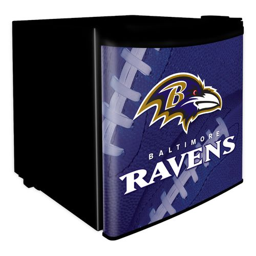 Boelter Brands Baltimore Ravens 1.7 cu. ft. Dorm Room Refrigerator