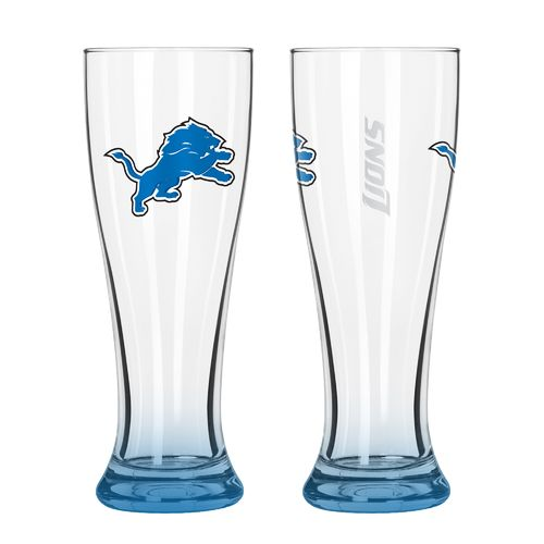 Boelter Brands Detroit Lions Elite 16 oz. Pilsners 2-Pack