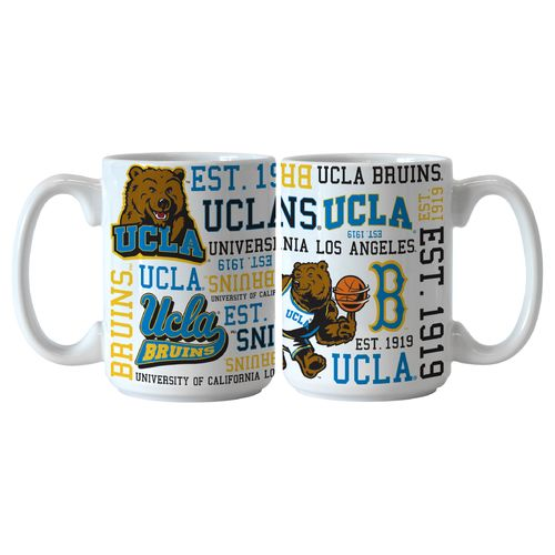 Boelter Brands UCLA Spirit 15 oz. Coffee Mugs