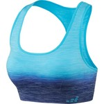 BCG™ Women's Seamless Watercolor Space Dye Sports Bra