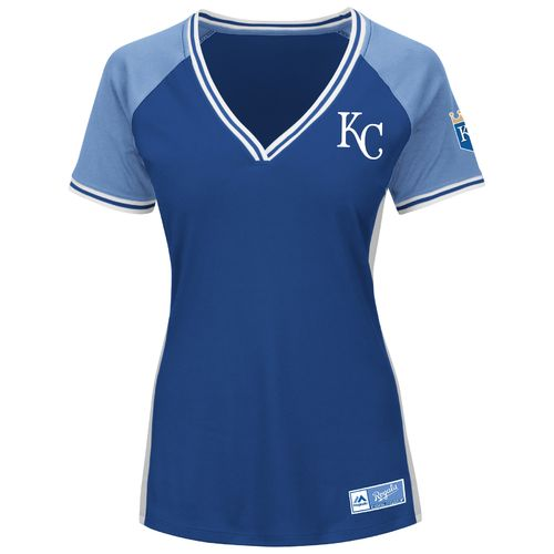 Majestic Women's Kansas City Royals League Diva T-shirt