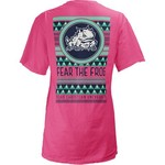 Three Squared Juniors' Texas Christian University Cheyenne T-shirt